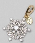 Juicy Couture Charm Limited Edition Snowflake 2008