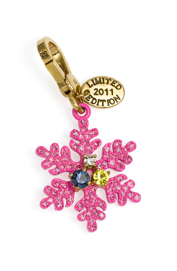 holiday charms juicy couture charm collectors